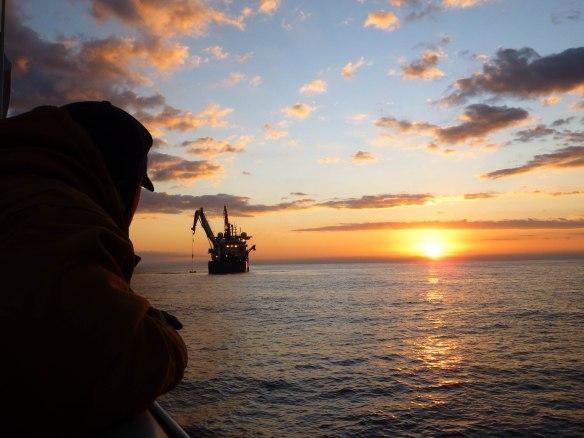 romanticism of life at sea