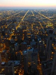 city sky lines