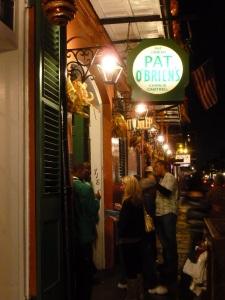 Pat O'Brians, New Orleans