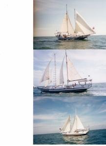 Schooner 'Island Girl'
