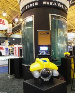 mini ROV by SeaRay