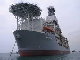 Ensco DS-5 (ex: Deep Ocean Mendocino)