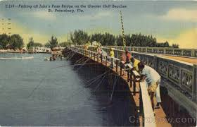 the Old Johns Pass Bridge