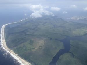 Congo River and Soyo