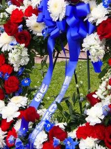 Merchant Marine Memorial wreath