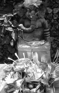 offerings to Ganesh