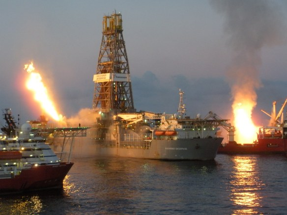 offshore helix mc 252 and intrepid 154